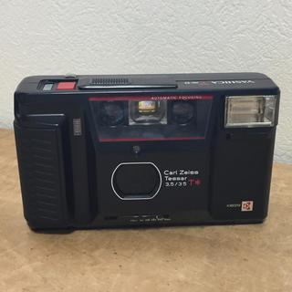 キョウセラ(京セラ)のヤシカ T-AF D フイルムカメラ カールツァイスレンズ 現状渡し(フィルムカメラ)