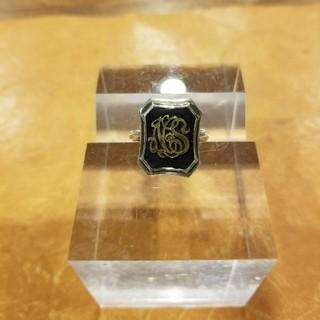 nemesis ネメシス NSR-001 黒味銅リング(リング(指輪))