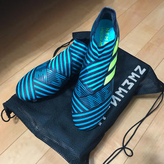 アディダス(adidas)のネメシス 17+ 360アジリティ FG/AG(シューズ)