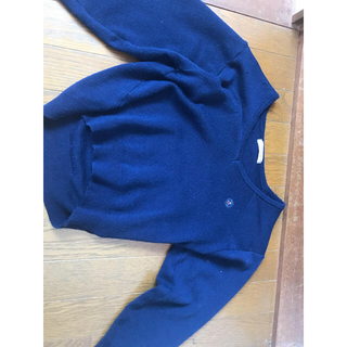 信愛 セーター 二枚
