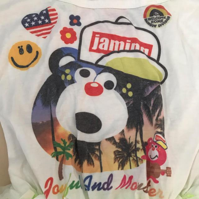 JAM(ジャム)のJAM  ワンピース 110 新品 キッズ/ベビー/マタニティのキッズ服 女の子用(90cm~)(ワンピース)の商品写真