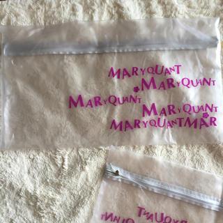 マリークワント(MARY QUANT)のマリークワント ビニール製袋(ショップ袋)