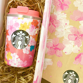 Starbucks Coffee - スタバ タンブラー さくら 2019
