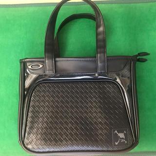Oakley - 【値下】オークリー ラウンドバッグ 保冷室有り ほぼ新品 OAKLEY バッグ