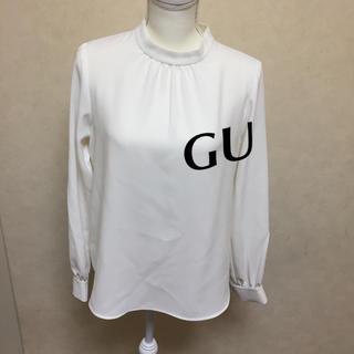 GU - ☆GU☆ ブラウス Lサイズ