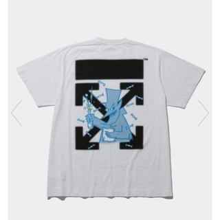 FRAGMENT - off-white fragment cereal t-shirts 白 M