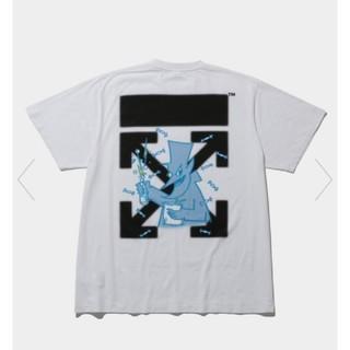 フラグメント(FRAGMENT)のoff-white fragment cereal t-shirts 白 M(Tシャツ/カットソー(半袖/袖なし))