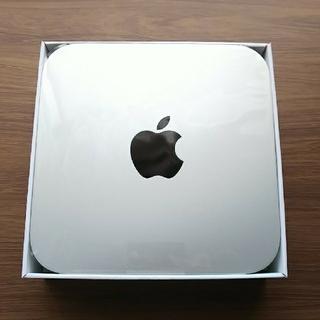 マック(Mac (Apple))のmac mini Late2012,Apple keyboard(デスクトップ型PC)