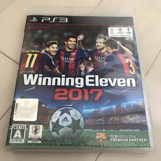 PlayStation3 - ウイニングイレブン2017 / PS3 ウイイレ