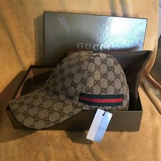 Gucci - ★送料無料gucci  グッチ キャップ