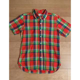 クーティー(COOTIE)の SONTAKUソンタクMadras Check S/S  Shirtシャツ (シャツ)