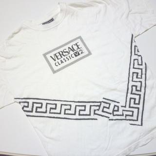 ヴェルサーチ(VERSACE)のヴェルサーチビッグTシャツオーバーサイズシャツヴィンテージ(Tシャツ/カットソー(七分/長袖))