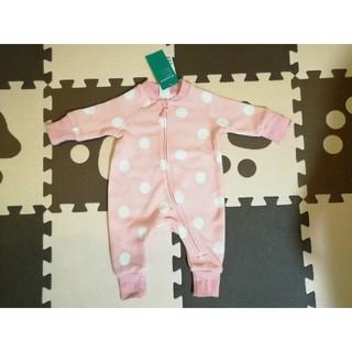 H&M - 新品未使用 H&M カバーオール ジャンプスーツ ロンパース 55 新生児