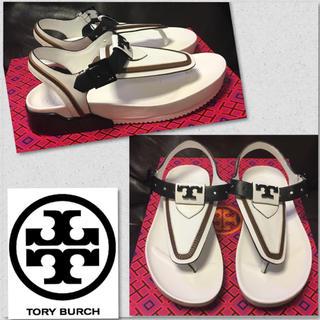 Tory Burch - 23.5㎝美品❤︎トリーバーチ スポサン ❤︎
