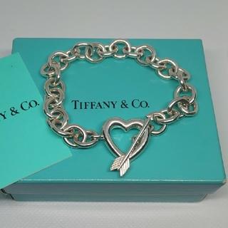 Tiffany & Co. - ティファニー ハート&アロー ブレスレット
