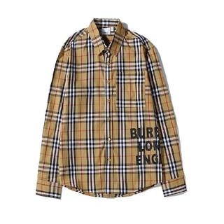 BURBERRY - Burberry シャツ 19SS 長袖 着心地よい