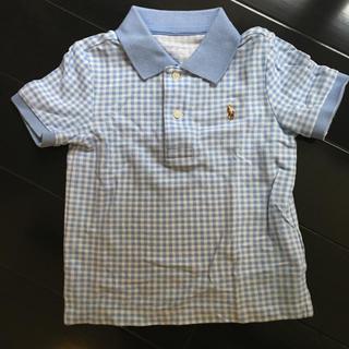 Ralph Lauren - ラルフローレン ベビー チェックポロシャツ
