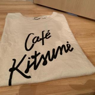 MAISON KITSUNE' - cafe kitsune Tシャツ