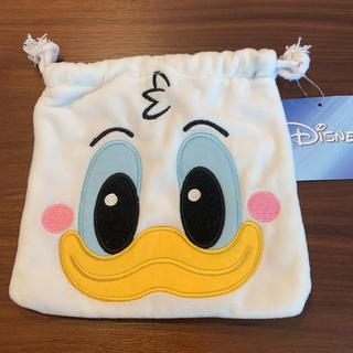 Disney - Disney 上海ディズニーランド ドナルド  巾着袋
