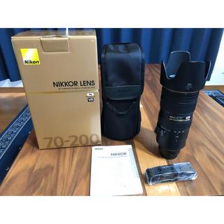 Nikon - ニコン AF-S NIKKOR 70-200mm f/2.8G ED VR II