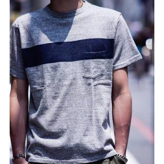 ビームス(BEAMS)の美品 KAPTAIN SUNSHINE West Coast Tee 36 (Tシャツ/カットソー(半袖/袖なし))