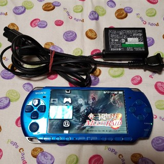 PlayStation Portable - PSP3000セット