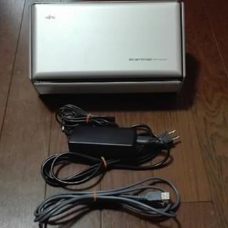 フジツウ(富士通)の富士通 スキャナー ScanSnap S1500(PC周辺機器)