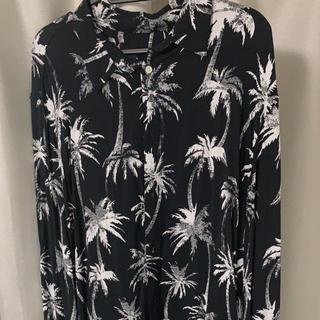 エイチアンドエム(H&M)のアロハシャツ H&M(シャツ)