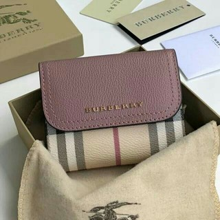 BURBERRY - 【美品】バーバリーBurberry ショット財布 BURBERRY