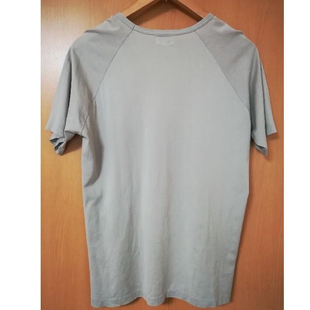 SUNSPEL(サンスペル)のサンスペル【SUNSPEL】Tシャツ  グレー メンズのトップス(Tシャツ/カットソー(半袖/袖なし))の商品写真