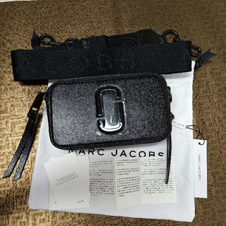 マークジェイコブス(MARC JACOBS)の新品 マーク ジェイコブス MARC JACOBS ショルダー バッグ  黒(ショルダーバッグ)