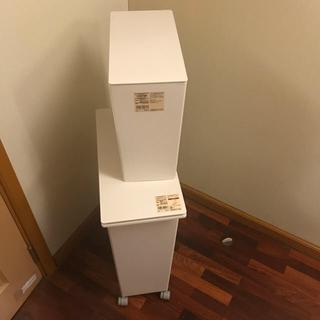 ムジルシリョウヒン(MUJI (無印良品))の無印 ゴミ箱セット(ごみ箱)