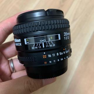 Nikon - ニコン 35mm F2 美品