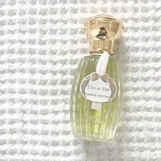 アニックグタール(Annick Goutal)の美品 ANNICK GOUTAL 100ml オードトワレ イルオテ(香水(女性用))