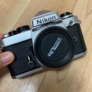 Nikon - ニコン FE