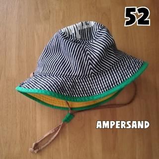 アンパサンド(ampersand)の52 AMPERSAND 子供用ハット(帽子)