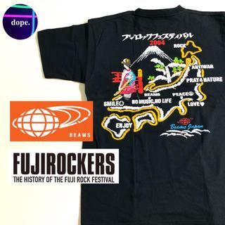 ビームス(BEAMS)の▼ FUJIROCK × BEAMS T shirt(Tシャツ/カットソー(半袖/袖なし))