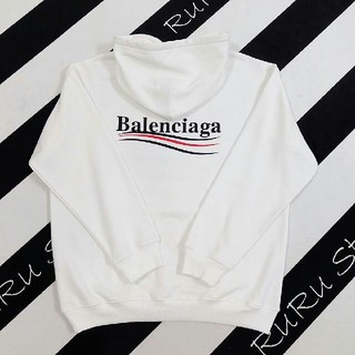 Balenciaga - BALENCIAGA バレンシアガ パーカー 人気!