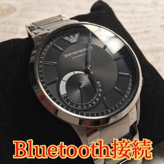 pretty nice eacda 226ec 良品 エンポリオアルマーニ コネクテッド Bluetooth 腕時計