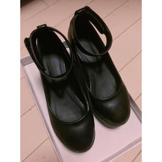 ワンアフターアナザーナイスクラップ(one after another NICE CLAUP)の靴 量産型 ヒール(サンダル)