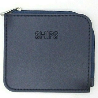 シップス(SHIPS)のIn Red 付録 SHIPSちび財布(コインケース/小銭入れ)