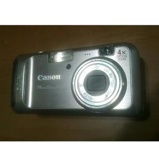 Canon - canon powershot A460 単3 2本