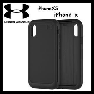 アンダーアーマー(UNDER ARMOUR)の日本未入荷★UA アンダーアーマー iPhoneX/XS ケース カード収納可能(iPhoneケース)