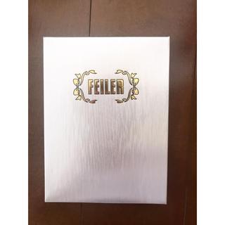 フェイラー(FEILER)の【送料無料】フェイラー  ギフトボックス 箱のみ(ラッピング/包装)