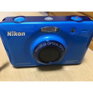 Nikon - Nikon COOLPIX S30
