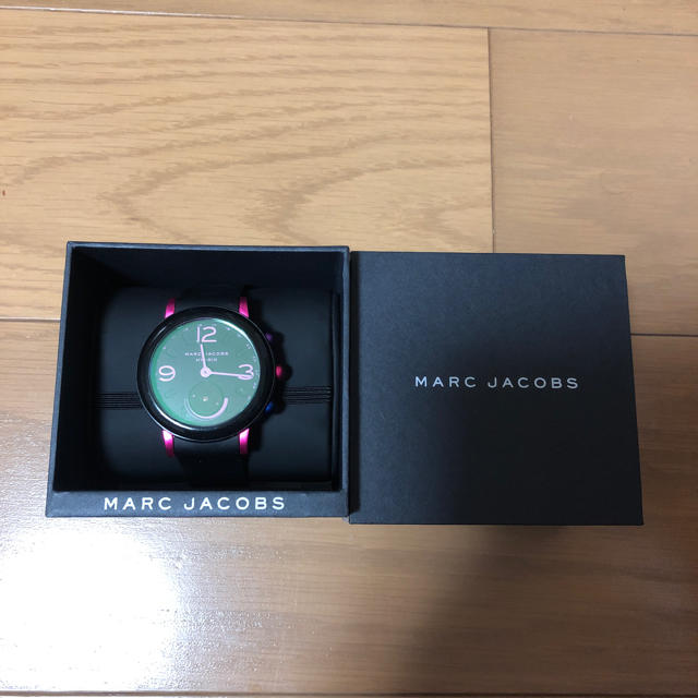 MARC JACOBS - marc jacobs riley hybridの通販