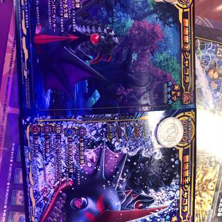 スクウェアエニックス(SQUARE ENIX)の☆片方アプリ未登録☆ドラゴンクエストスキャンバトラーズ  覇海軍王ジャコラ(シングルカード)