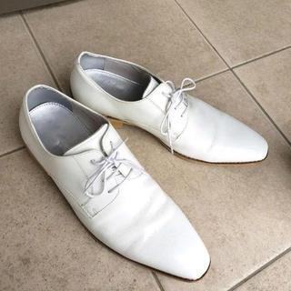 タキシード 革靴(ローファー/革靴)