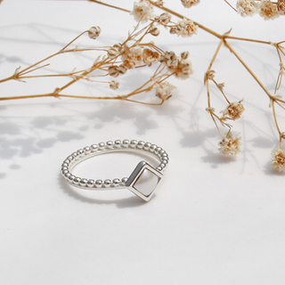 BEAUTY&YOUTH UNITED ARROWS - silver 925 ring