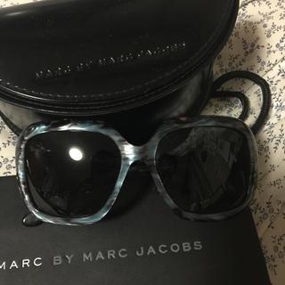 マークバイマークジェイコブス(MARC BY MARC JACOBS)の美品 マーク ジェイコブス サングラス(サングラス/メガネ)